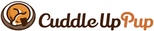 Cuddle Up Pup's Logo